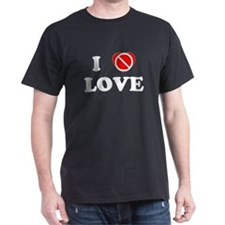 I Don't Love Love T-Shirt