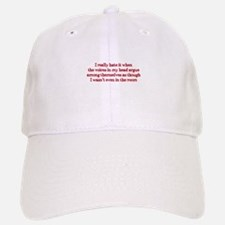 Voices In My Head Cap