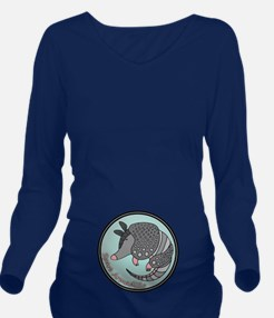 Spare Armadillo Long Sleeve Maternity T-Shirt