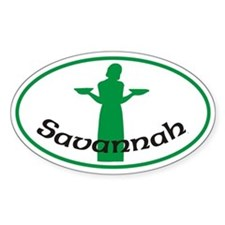 Savannah_Bird_Girl_Sticker_Green