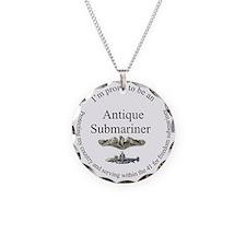 Antique FBM sailor Necklace