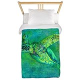 Sea turtle Twin Duvet Covers