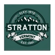 "Stratton ""Vermont Green"" Tile Coaster"