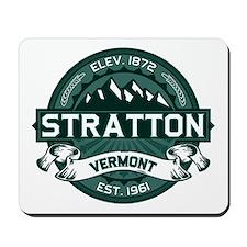 "Stratton ""Vermont Green"" Mousepad"
