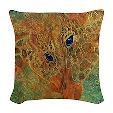 Cherish Woven Throw Pillow