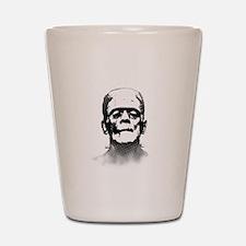 Frankenstein Shot Glass