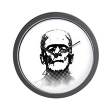 Frankenstein Wall Clock