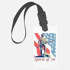 Spirit Of '76 Luggage Tag