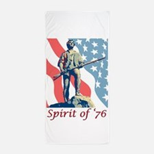 Spirit of '76 Beach Towel