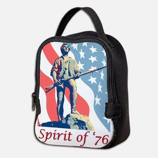 Spirit of '76 Neoprene Lunch Bag