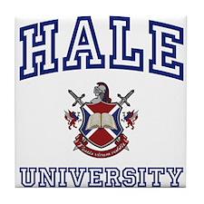 HALE University Tile Coaster