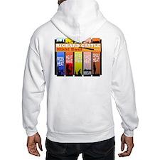 Richard Castle Books Hoodie