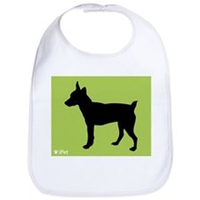 Rat Terrier iPet Bib
