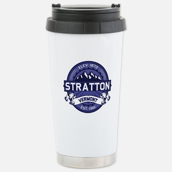 Stratton Midnight Stainless Steel Travel Mug