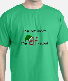 Elf - Sized T-Shirt