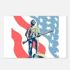 Patriot Postcards (Package of 8)