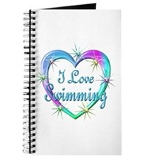 I Love Swimming Journal