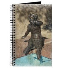 Satyr Fountain Journal