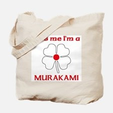 Murakami Family Tote Bag