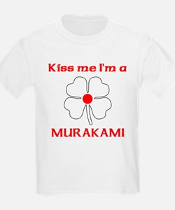 Murakami Family Kids T-Shirt
