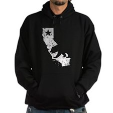 California State Grizzly Bear Hoodie