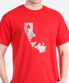 California State Grizzly Bear T-Shirt
