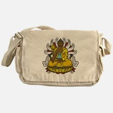 Medicine Buddha Messenger Bag