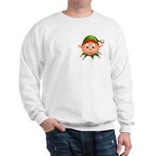 Elf - Sized Sweatshirt