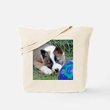 IcelandicSheepdog013 Tote Bag
