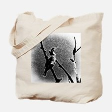 Duck in the Sky Tote Bag