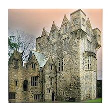 Donegal Castle Tile Coaster