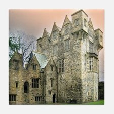 Donegal Castle Tile Coaster