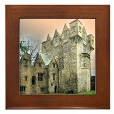 Donegal Castle Framed Tile