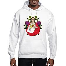 Sacred Heart Jesus Christ Hoodie