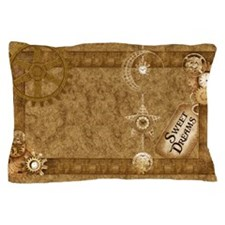 Steam Punk'd - Home Collection Pillow Case