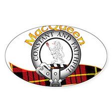 MacQueen Clan Decal