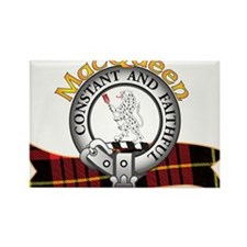 MacQueen Clan Magnets