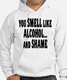 Alcohol and Shame Hoodie