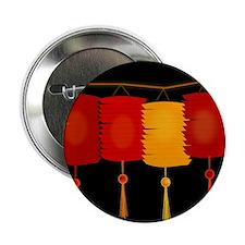 "paper lanterns 2.25"" Button"