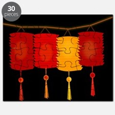 paper lanterns Puzzle