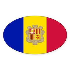 Andorra Decal