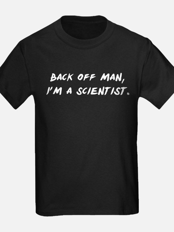 I'm a Scientist T