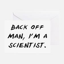 I'm a Scientist Greeting Card
