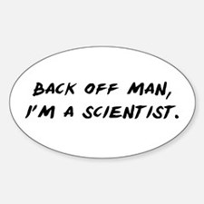 I'm a Scientist Decal