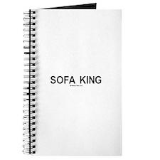 Sofa King / Gym humor Journal