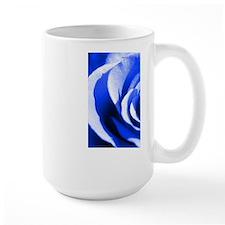 Blue rose Mugs