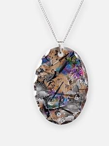 Artist and Writer Vintage Drea Necklace
