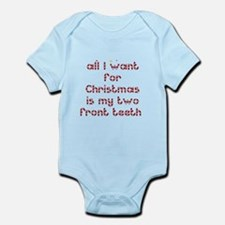 christmas Body Suit