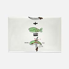 Sword Fish Magnets