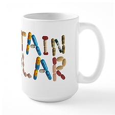 Captain Bipolar Mug